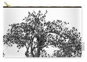 The Birds And The Tree Carry-all Pouch