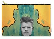 The Birth Of Rorschach The Inventor Of The Inkblot Test Carry-all Pouch