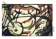 The Birth Of The Horse 1913 Carry-all Pouch