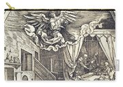 The Birth Of The Virgin Carry-all Pouch