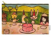 The Birthday Party Carry-all Pouch