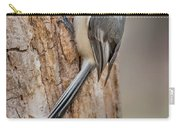 The Black Capped Chickadee Carry-all Pouch