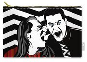 The Black Lodge Carry-all Pouch