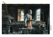 The Blacksmith - Smith Carry-all Pouch by Gary Heller