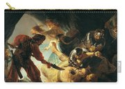 The Blinding Of Samson Carry-all Pouch