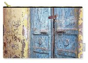 The Blue Doors Nubian Village Carry-all Pouch