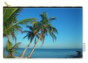 The Blue Lagoon Carry-all Pouch by Susanne Van Hulst