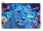 The Blue Lioness Carry-all Pouch