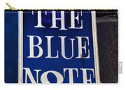 The Blue Note - Bourbon Street Carry-all Pouch