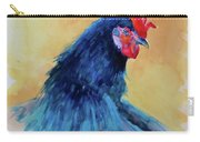 The Blue Rooster Carry-all Pouch