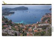 The Blue Waters Of Nice, France Carry-all Pouch