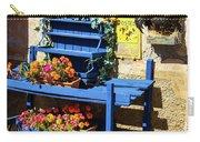 The Blue Wheelbarrow Carry-all Pouch