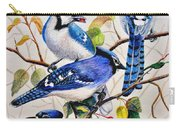 The Blues Carry-all Pouch