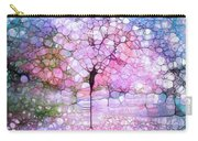The Blushing Tree In Bloom Carry-all Pouch