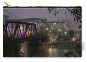 The Boardwalk At Dusk Carry-all Pouch