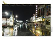 The Boardwalk At Night Carry-all Pouch
