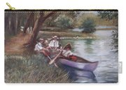 The Boating Men Carry-all Pouch