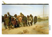 The Boatmen On The Volga Carry-all Pouch