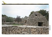 Bories Village - Luberon Carry-all Pouch