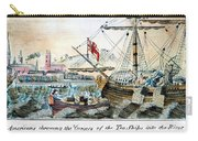 The Boston Tea Party, 1773 Carry-all Pouch