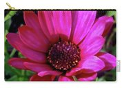The Botanical Garden Zagreb Floral #9 Carry-all Pouch