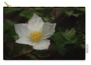 The Boulder Raspberry Flower Carry-all Pouch