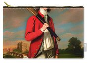 The Boy With A Bat - Walter Hawkesworth Fawkes Carry-all Pouch
