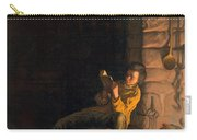 The Boyhood Of Lincoln Carry-all Pouch