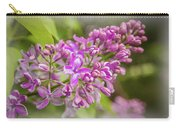 The Branch Of Lilac Carry-all Pouch