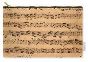 The Brandenburger Concertos Carry-all Pouch