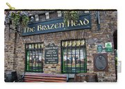 The Brazen Head Pub Carry-all Pouch