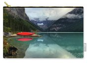 The Breathtakingly Beautiful Lake Louise Banff National Park Carry-all Pouch