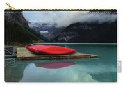 The Breathtakingly Beautiful Lake Louise II Carry-all Pouch