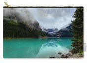 The Breathtakingly Beautiful Lake Louise Vi Carry-all Pouch