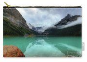 The Breathtakingly Beautiful Lake Louise Viii Carry-all Pouch