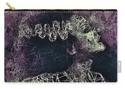 The Bride Of Frankenstein Carry-all Pouch by Al Matra
