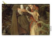 The Bride Of Lammermoor Carry-all Pouch