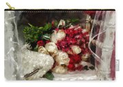 The Bride's Bouquet Carry-all Pouch