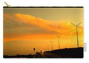 The Bridge At Sunset Carry-all Pouch
