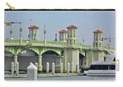The Bridge Of Lions Carry-all Pouch