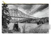 The Bridge Of The Gods Carry-all Pouch
