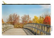 The Bridge To Autumn Carry-all Pouch