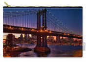 The Bridges At Dusk Carry-all Pouch