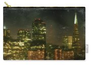 The Bright City Lights Carry-all Pouch