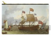 The Britannia In Rotterdam Carry-all Pouch