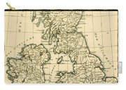 The British Isles Carry-all Pouch