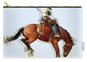 the Bronc Buster Carry-all Pouch