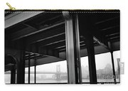 The Brooklyng Bridge And Manhattan Bridge From Fdr Drive Carry-all Pouch