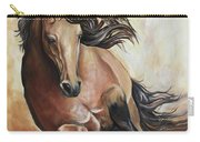 The Buckskin Gallop Carry-all Pouch