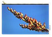 The Budding Ocotillo Carry-all Pouch